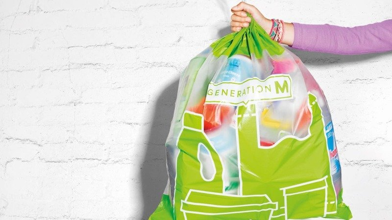 Recyclage: Migros introduit le sac de collecte des déchets en plastique