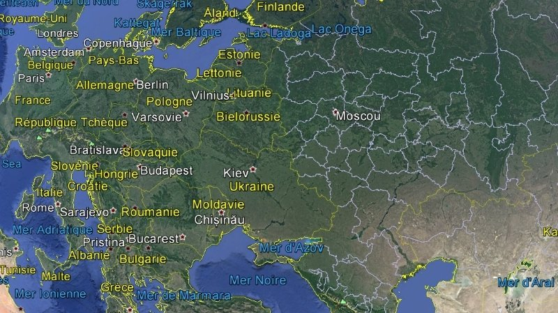 Le crash s'est produit dans la région de Moscou.