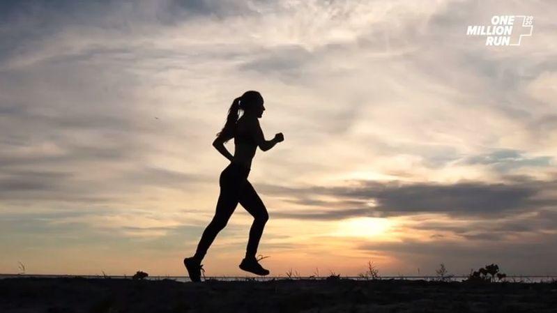 «One Million Run»: la Suisse va courir un million de km en 48 heures