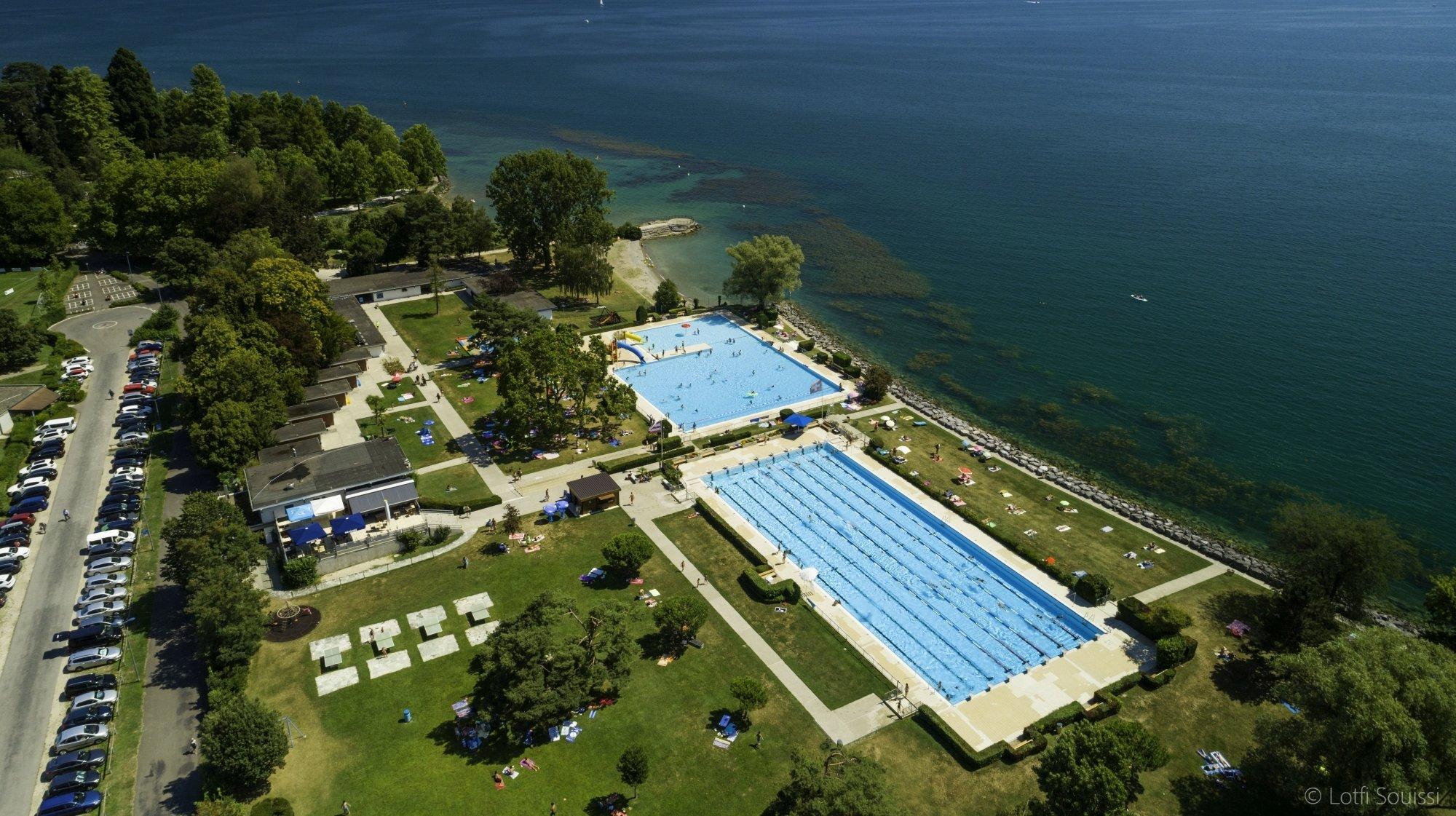 «La piscine de Morges mérite qu'on s'intéresse à son caractère patrimonial»