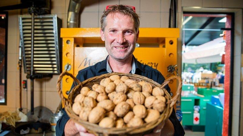 L'huile de noix vaudoise, cette spécialité protégée en Suisse