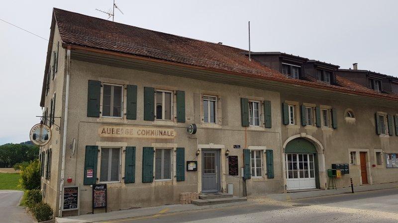 Saint-Oyens: un recours met en péril la rénovation de l'auberge