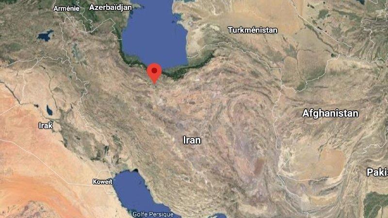 L'explosion a eu lieu au centre de santé de Sina Athar, dans le nord de Téhéran.
