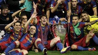 Football – Les finales des Coupes d'Europe: en 2011, l'avènement du «Barça des milieux»