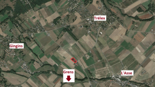 Trélex accepte de modifier sa frontière avec Grens