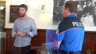 Coronavirus: ronde des établissements publics avec la police cantonale