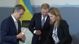 Coopération Suisse-Ukraine sur des respirateurs low cost de l'EPFZ