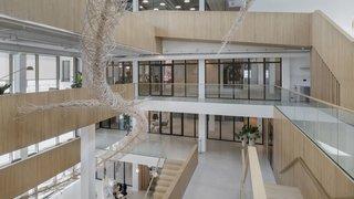 Morges: Incyte inaugure son nouveau siège européen