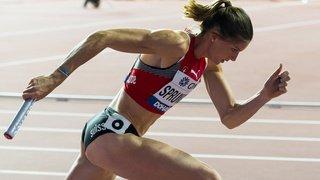 Athlétisme: Lea Sprunger 3e...sur 3 aux Impossible Games d'Oslo, Warholm stratosphérique