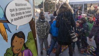 Coronavirus: les droits des enfants «gravement affectés» par la crise