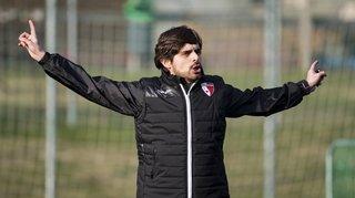 Ricardo Dionisio n'est plus l'entraîneur du FC Sion