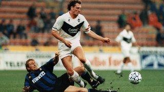 Football – Les grandes soirées des clubs suisses: en 1995, Lugano élimine l'Inter à San Siro