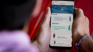 Coronavirus: l'application SwissCovid testée par le grand public