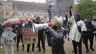 Mort de George Floyd: des milliers de personnes manifestent dans le monde