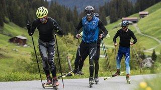 Ski nordique: les fondeurs suisses peuvent à nouveau s'entraîner en groupes