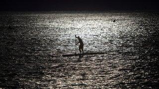 Insolite: en paddle sur la Loire, ils découvrent une bombe d'une tonne