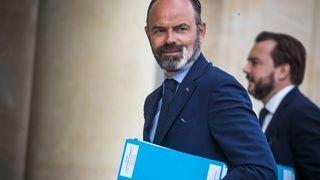 France: le Premier ministre Edouard Philippe a présenté sa démission au gouvernement