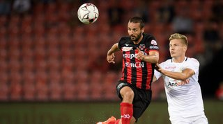 Football: Neuchâtel Xamax fait match nul contre Zurich