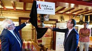 Jura sur Léman, une nouvelle marque pour le domaine franco-suisse de la Dôle