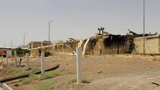 Iran: après un incendie, des dégâts importants au centre nucléaire de Natanz