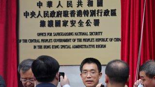 Censure: la Chine ouvre un organe de sécurité nationale à Hong Kong