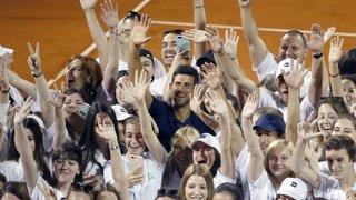 Tennis: l'Adria Tour de Djokovic frappé par le Covid-19 et les polémiques