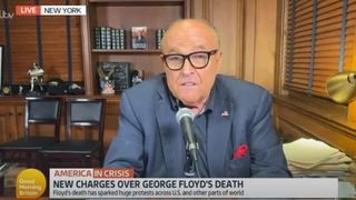 Etats-Unis: l'avocat personnel de Trump dérape à la TV britannique