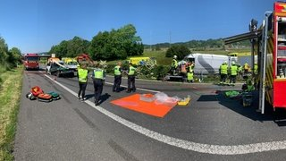 Gland-Rolle: trois accidents ont paralysé l'autoroute