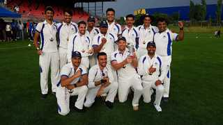 Une prestigieuse médaille de bronze pour le Cossonay Cricket Club