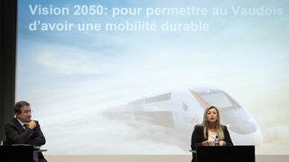 Train: bientôt une nouvelle ligne entre Lausanne et Genève?