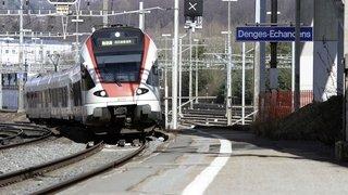 Rail: Vaud va étudier l'option d'une ligne souterraine entre Morges et Lausanne