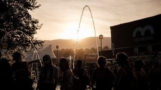 Vaud verse ses premiers millions aux festivals, notamment à Paléo