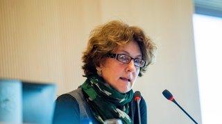 Sonya Butera succède à Yves Ravenel à la présidence du Grand Conseil
