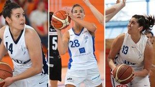 Nyon Basket Féminin: le douloureux moment des adieux