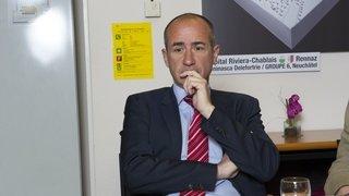 Hôpital de Rennaz: le directeur général démissionne