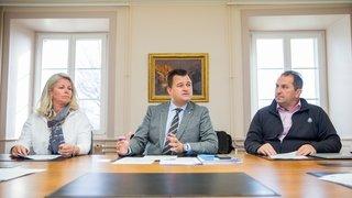 Perroy: la dernière séance des trois élus démissionnaires