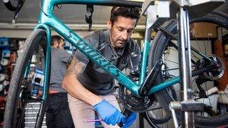 Pris d'assaut, les magasins de vélo risquent la rupture de stocks