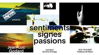 Exposition Jean-Luc Godard - Visions du Réel