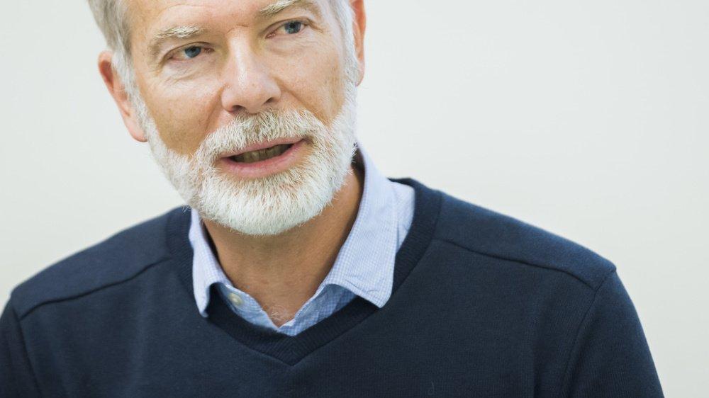 Philippe Eggimann, président de la Société médicale de la Suisse romande, ne pense pas que la Suisse soit prête à autoriser à nouveau les grandes manifestations.