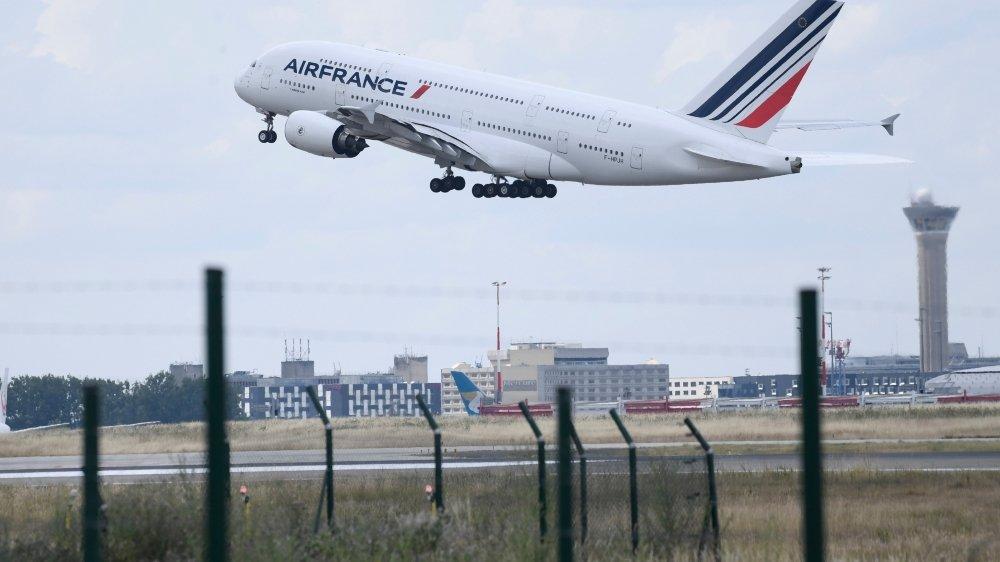 En juillet 2020, le taux de remplissage des avions d'Air France était de 76% sur les vols domestiques, mais de 47% seulement sur le long-courrier.