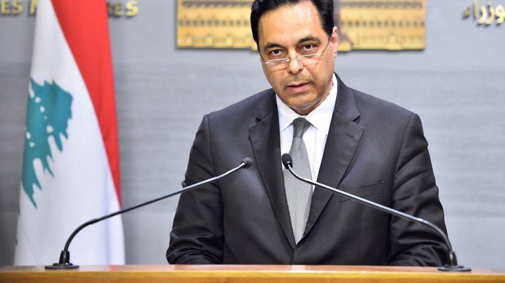 Hassan Diab est arrivé au pouvoir il y a près de sept mois. (archives)