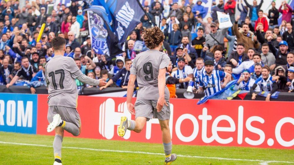 L'an dernier, les joueurs du FC Porto avaient remporté le titre, portés par des supporters venus en nombre.