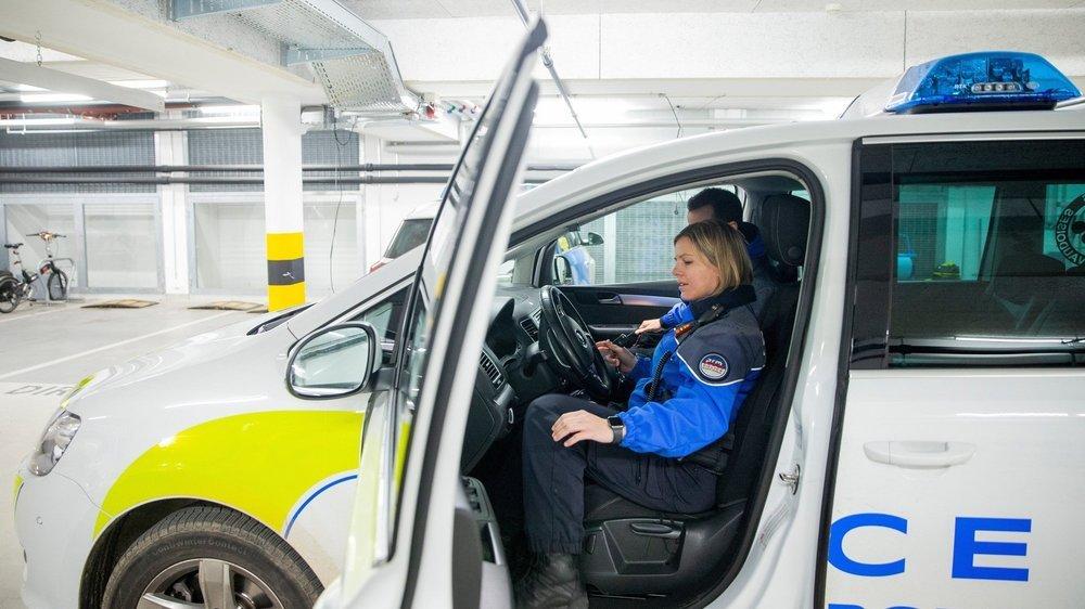 Depuis le semi-confinement, un gendarme patrouille en permanence avec Police Région Morges.