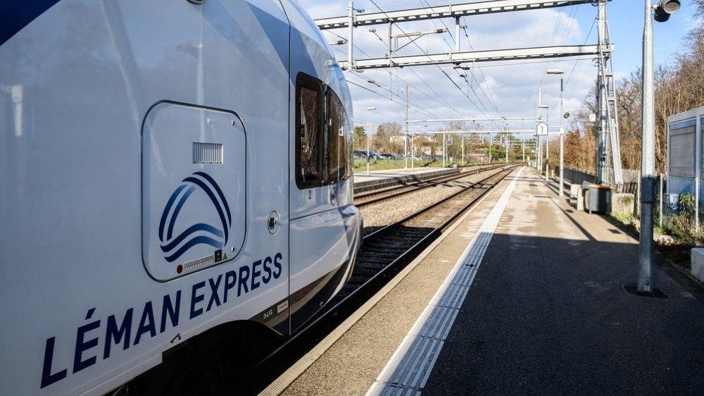 Le projet veut exploiter la chaleur du Léman Express pour produire de l'énergie et fournir en chaleur et en froid les bâtiments aux alentours