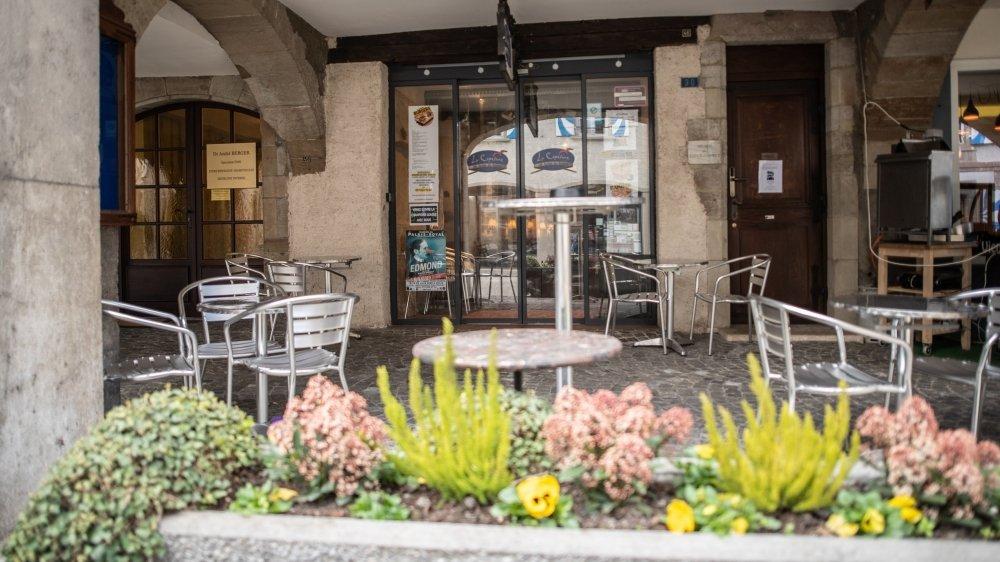 La Copétane est appelée à pallier le manque de restaurant communal à Coppet.