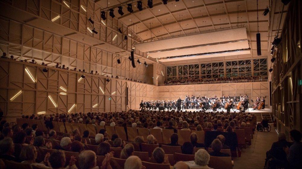 La salle rolloise de 900 places est notamment connue pour son excellente acoustique.