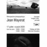 Rétrospective photographique - Jean Mayerat