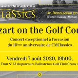 Mozart on the Golf Course