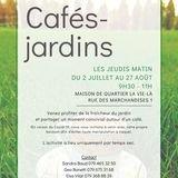 Café-Jardins à la Vie-là !