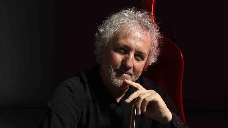 Mario Brunello, violoncelle piccolo